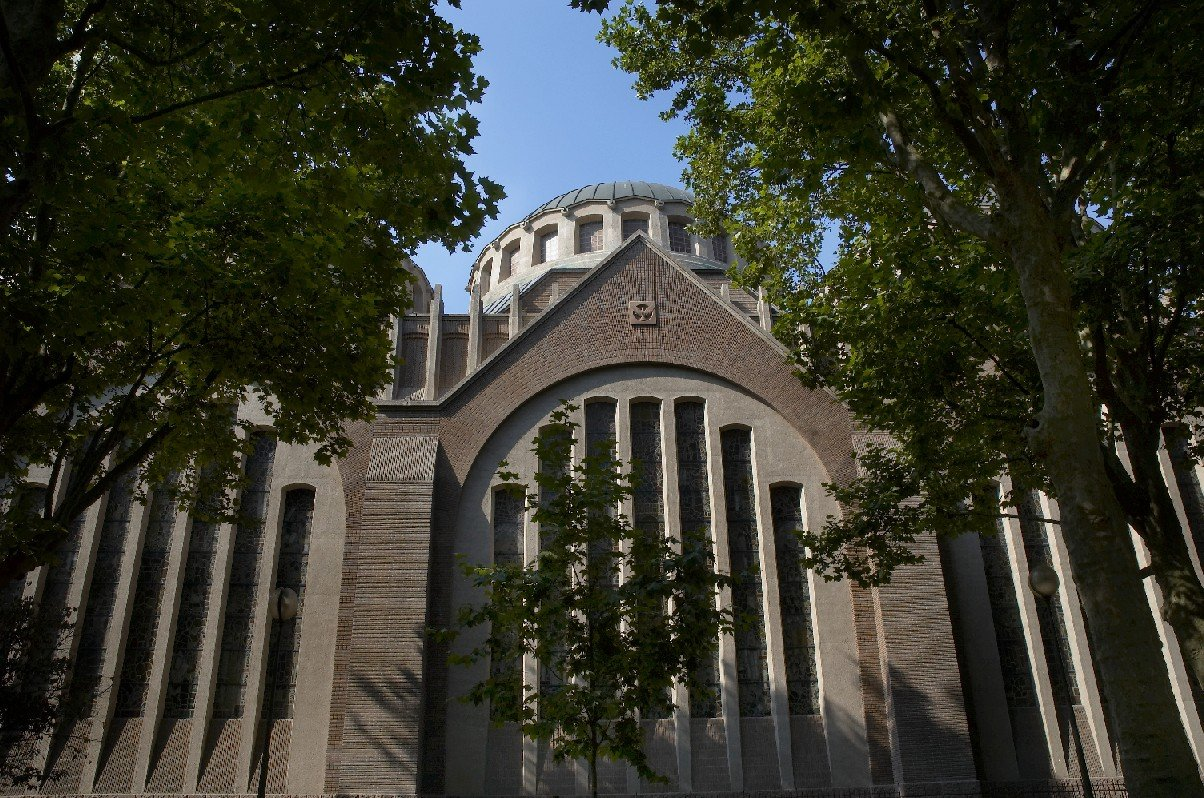L'église Sainte Odile